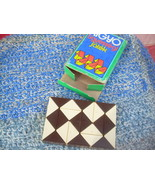 VINTAGE big snake toy puzzle game BRAIN TRAINER  IN ORIG. BOX Hungary - $49.49