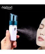 Nano 20ML USB Facial Steamer Hydrating Anti-aging Wrinkle Women Beauty S... - $36.61