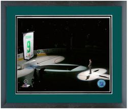 Mike Modano Jersey Retirement Ceremony- March 8, 2014-11 x14 Matted/Framed Photo - $42.95