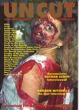 Is it UNCUT? Magazine #16 UK Nathan Schiff Gordon Mitchell Abby Torso Da... - $16.95