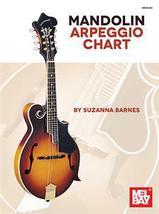 Mandolin Arpeggio Chart  - $6.25
