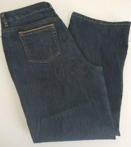 Womens Jeans Size 14P Jones New York Stretch Signature Petite  Blue, Jea... - $19.79