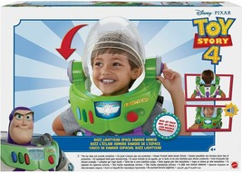 Disney toy story 4 helmet space ranger buzz lightyear 4 game options - $182.63