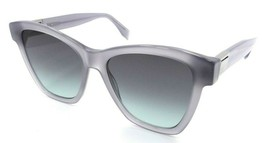 Fendi Sunglasses Peekaboo FF 0289/S KB7IB 55-17-140 Grey / Grey Gradient... - $98.49