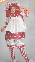 Raggedy Ann Doll SZ 4-6 Childs Costume ONLY ONE W/DOTS' - $32.00