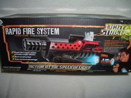 Rapid Fire System WowWee Light Strike New In Box - $21.99