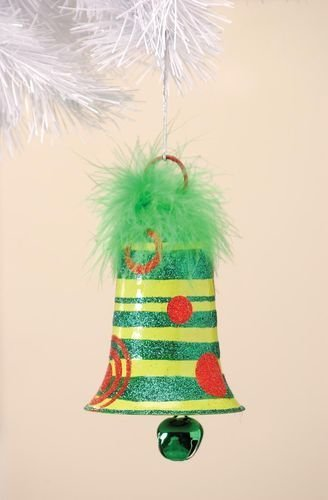 Bo Bell Colorful Metal Bell Ornament