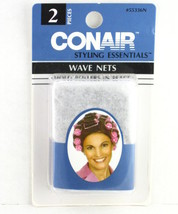 Conair  Hair  Wave Nets   2 Nets (55336 N) - $5.99