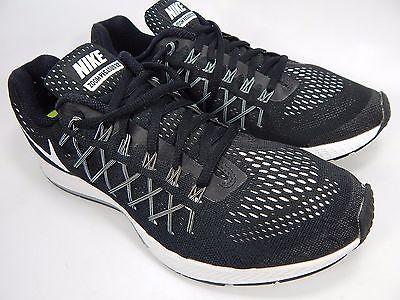 Nike Zoom Pegasus 32 Men's Running Shoes Sz US 8.5 M (D) EU 42 Black 749340-001