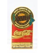 Super Bowl XXVIII 28 Georgia Dome Atlanta Coca Cola Coke Classic Souveni... - $4.95