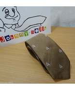Lands End Charter Collection Sailboats Spinnakers Silk Necktie Vintage 5... - $29.35