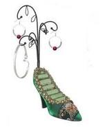 Bejeweled Green Shoe Jewelry Organizer - $28.71