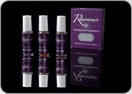 Rejuveneck Essential Oils Therapeutic Fragrances  Set of 3 Invigorate, Tensi... - $15.35