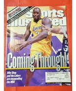 Sports Illustrated Magazine ~ Shaquille O'Neal ~ January 17 2000 - £3.73 GBP