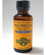 Herb Pharm - Tea Tree Oil - 1 oz. CLEARANCE PRICED [Health and Beauty] - $17.81