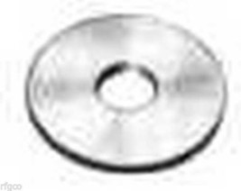10 #4 Metal Washers For American Flyer Trains Parts - $11.99