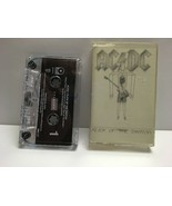 AC/DC : Flick Of The Switch - 1983 ATCO Cassette Tape - $8.50