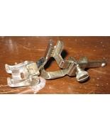 Necchi High Shank Raised Buttonholer With Gimp Thread Presser Foot - $10.00