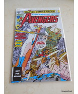 The Avengers Assault on Mind Cage #195 (Marvel ... - $2.99