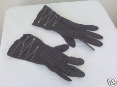 Child's Kid Leather Gloves