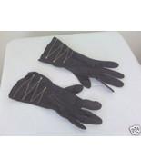 Child's Kid Leather Gloves - $10.00