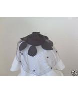 Veil Flower Pedal Hat - $10.00