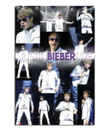 88364 Justin Bieber Live Montage Large Maxi Wall Decor Wall Print POSTER - $5.06+