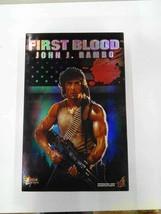 Hot Toys Movie Masterpiece John J. Rambo American movie F/S Very good USED - $404.41