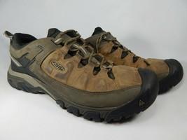 Keen Targhee III Low Top Sz 14 M (D) EU 47.5 Men's WP Trail Hiking Shoes 1017783 - $83.10