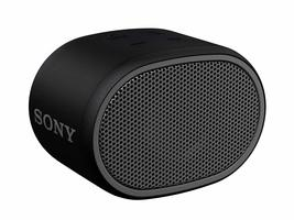 Sony XB01 Bluetooth Compact Portable Speaker Black (SRSXB01/B) - $19.63 CAD