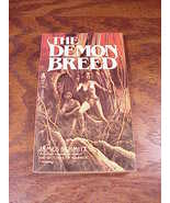 The Demon Breed Paperback Book by James Schmitz, PB, Science Fiction 1979 - $4.95