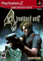 Resident Evil 4 Sony PlayStation 2 Greatest Hits Game Complete - $12.95