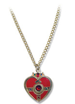 Sailor Moon: Cosmic Heart Metal Necklace GE35500 NEW! - $14.99