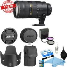 Nikon AF-S Nikkor 70-200mm f/2.8G ED VR II Lens Starter Deluxe kit - $2,126.52