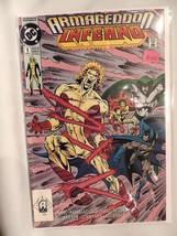 #1 Armageddon Inferno 1992 DC Comics A129 - $3.33