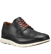 E12 Timberland Wallingford Brogue Oxford Lace Up Shoes Size 11 - $108.90