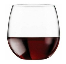 Libbey 16.75-oz. Stemless Red & White Wine Glasses Set of 4 NEW  - $16.77