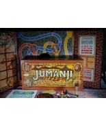 Jumanji Board Game 4407 Milton Bradley 1995 Game That Pursues You (Compl... - $26.54