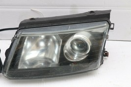 98-00 Volkswagen Passat B5 Projector Halogen Headlight Head Lights Lamps Set L&R image 2