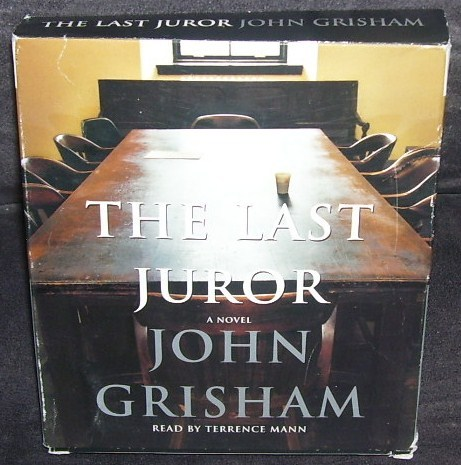 The last juror cd audio book