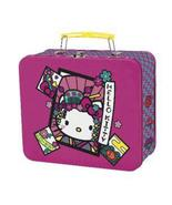Sanrio Hello Kitty Aluminum Lunch Box Tin | Nug... - $24.95