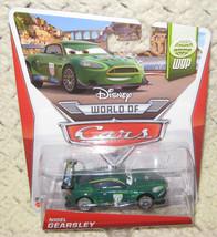 Disney Cars World of Cars 2013 Nigel Gearsley World Grand Prix. New. - $12.86