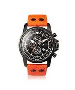 Tommy Bahama Relax Men's 10018353 Paradise Pilot Dual Time Chronograph (... - $128.69