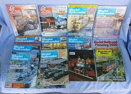Collectible Toy Train Magazines  - Set of 14 Issues - Modern Railroader,... - $12.16