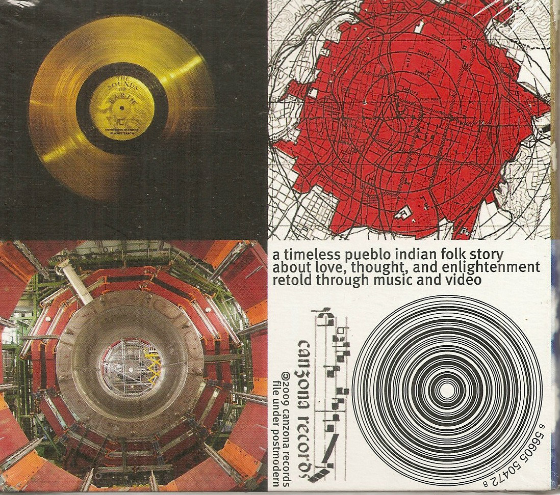 Ontologist Arrow To The Sun new CD Patrick Liddell electronic minimalism Pueblo