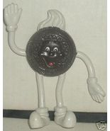 "OREO Cookie Bendy Figure toy 4.5"" - $6.99"
