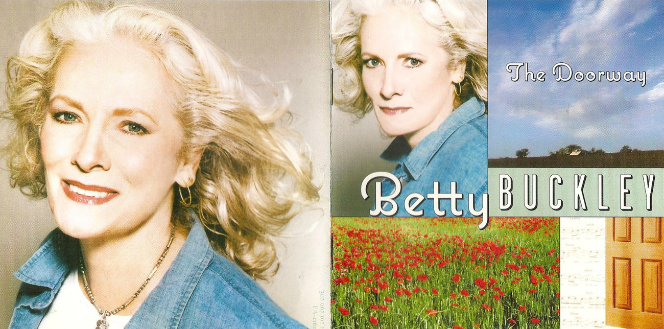 The Doorway Betty Buckley CD Autumn Leaves God Bless America the Beautiful