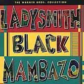 Warner Bros. Collection Ladysmith Black Mambazo CD best of South African Rhino
