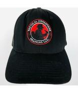 Firemen Tactical Advantage Training Hat Baseball Cap Black Fitted L XL F... - $28.70
