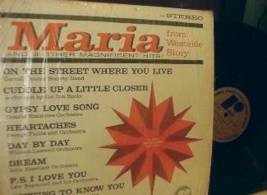 Maria and 9 Other Magnificent Hits! From Westside Story - Rondo 9743  - $3.00